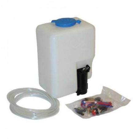 Sistema de inyección de agua